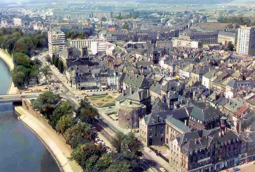 Les ann es 60 pascal bertrand thionville for Piscine thionville